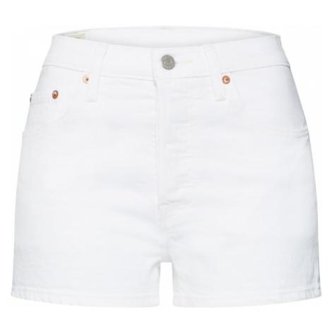 LEVI'S Jeansy '501' biały denim Levi´s