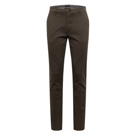 BURTON MENSWEAR LONDON Spodnie 'SL DK KHAKI CHINO' khaki