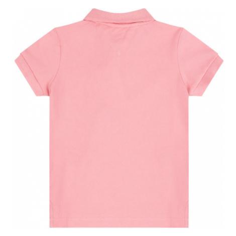 TOMMY HILFIGER Polo Essential KG0KG04872 M Różowy Regular Fit