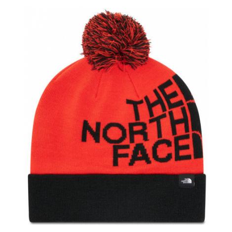 The North Face Czapka Ski Tuke NF0A4SIESH91 Czerwony