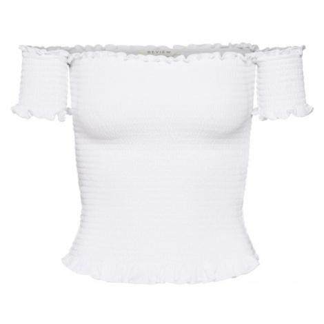 Review Koszulka biały