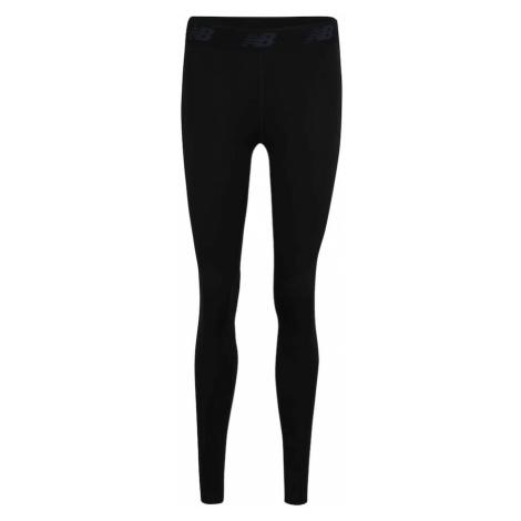 New Balance Spodnie sportowe czarny