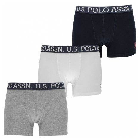 US Polo Assn 3 Pack Trunks