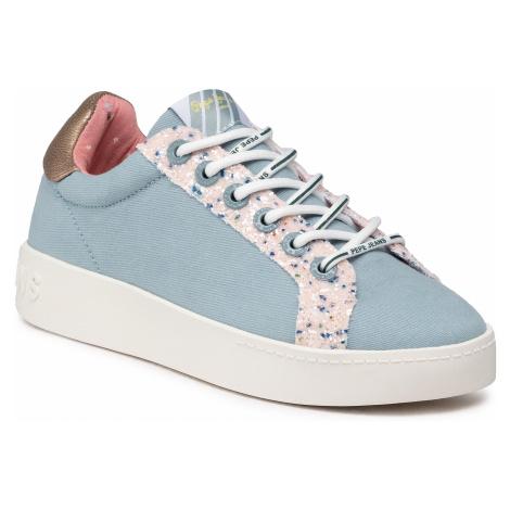 Sneakersy PEPE JEANS - PLS31137 Weller 566