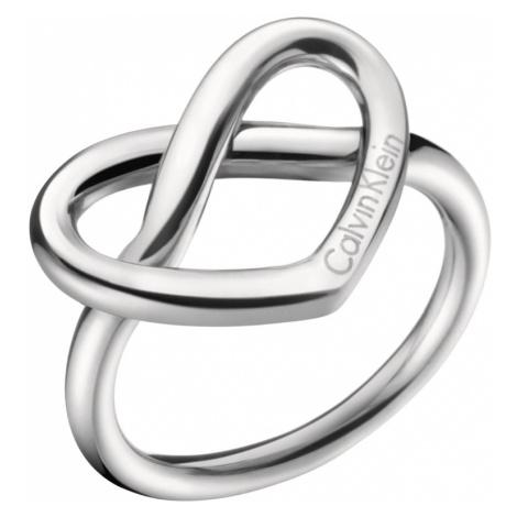 Calvin Klein Pierścień Srebrny