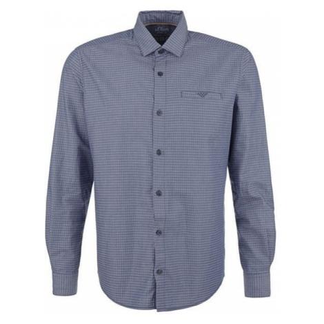 s.Oliver Męska koszula 13.809.21.3574.57N1 Blue