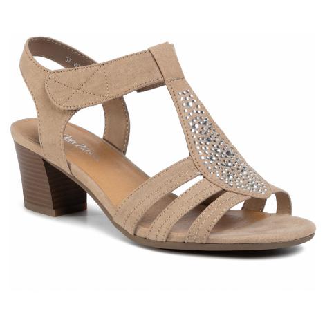 Sandały CLARA BARSON - WYL2056-1 Beige