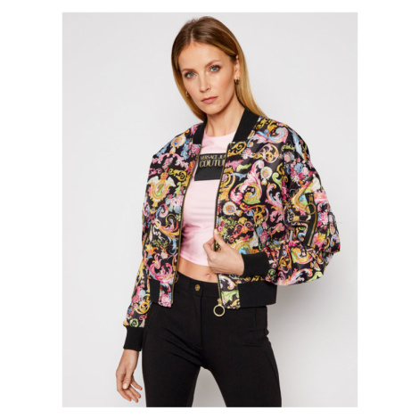 Versace Jeans Couture Kurtka bomber C0HWA958 Kolorowy Regular Fit