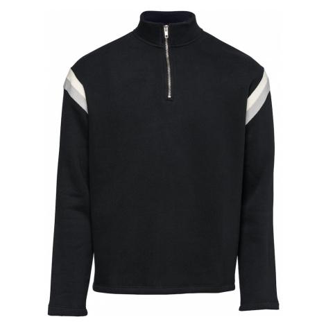 NU-IN Bluzka sportowa czarny / biały