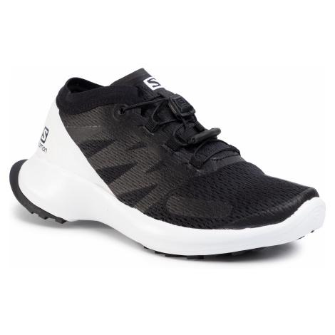 Buty SALOMON - Sense Flow W 409668 21 W0 Black/White/Black
