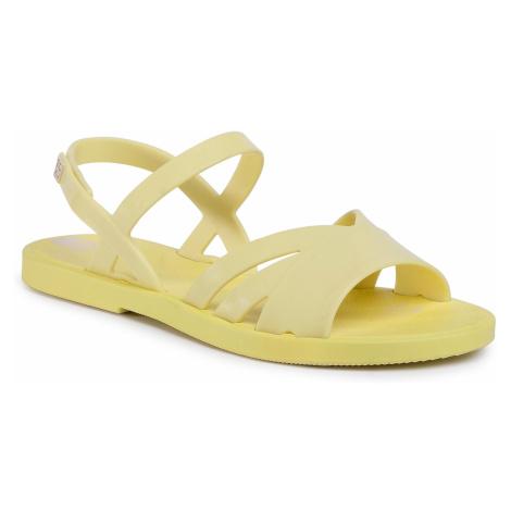 Sandały ZAXY - Flow Sandal Fem17929 Zolty 90878 FF285034