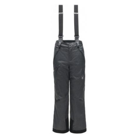 Spyder PROPULSION PANT szary 14 - Spodnie narciarskie chłopięce