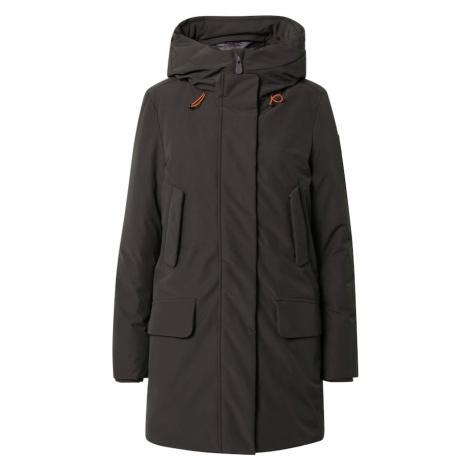SAVE THE DUCK Płaszcz zimowy ciemnoszary