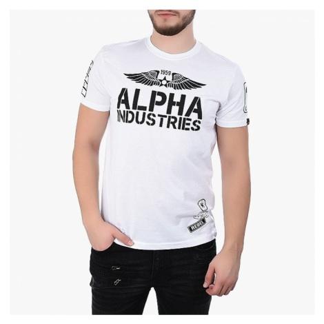 Koszulka męska Alpha Industries Rebel 196518 09