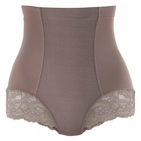LASCANA Spodnie modelujące brązowy