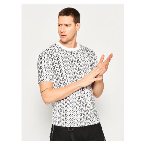 MCQ Alexander McQueen T-Shirt 291571 ROT38 9000 Biały Regular Fit