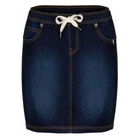 Loap DECCINA niebieski M - Spódnica sportowa damska
