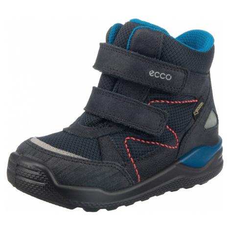 ECCO Kozaki niebieski