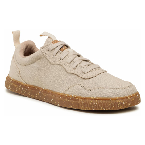 Sneakersy JACK WOLFSKIN - Ecostride Low M 4044941 Natural/Cork