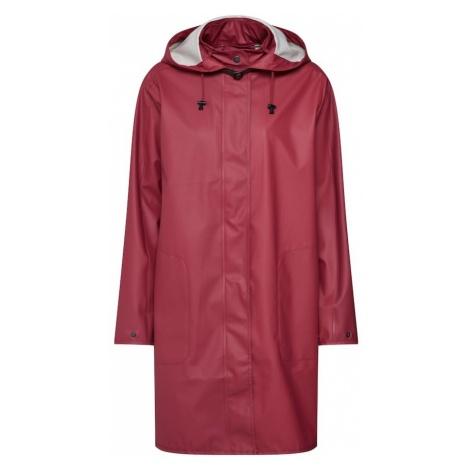 ILSE JACOBSEN Płaszcz przejściowy rdzawoczerwony