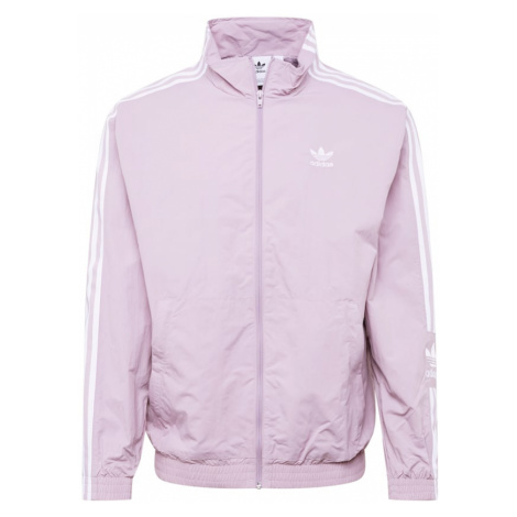 ADIDAS ORIGINALS Bluza rozpinana 'LOCK UP TT' liliowy