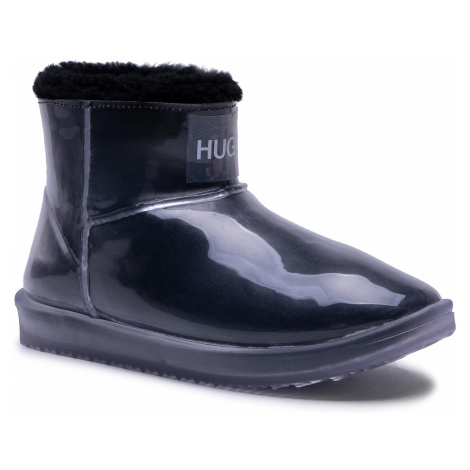 Kalosze HUGO - Cozy Bootie-TR 50447289 10233134 01 Black 001 Hugo Boss