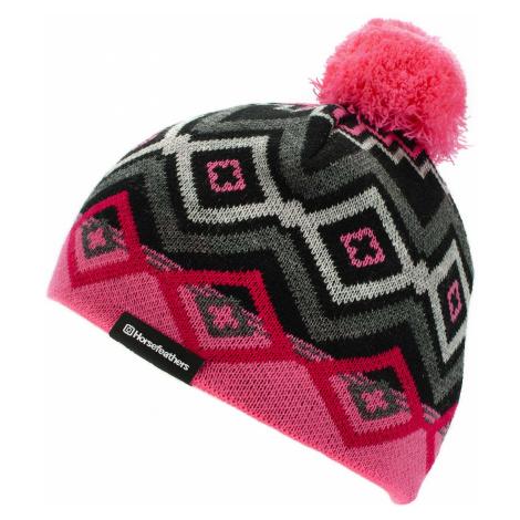 czapka Horsefeathers Tana - Pink