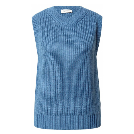 Modström Sweter 'Timme' błękitny