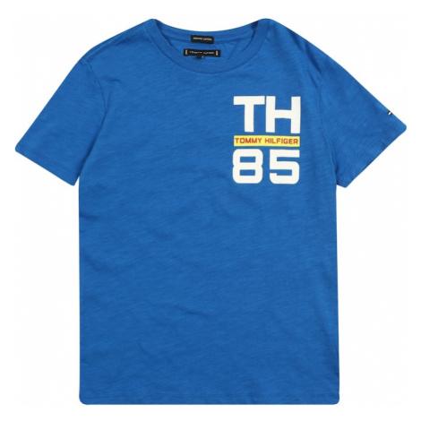 TOMMY HILFIGER Koszulka błękitny