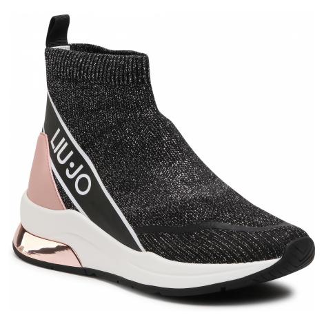 Sneakersy LIU JO - Karlie 54 BA1009 TX157 Black 22222