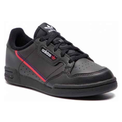 Adidas Buty Continental 80 C Czarny