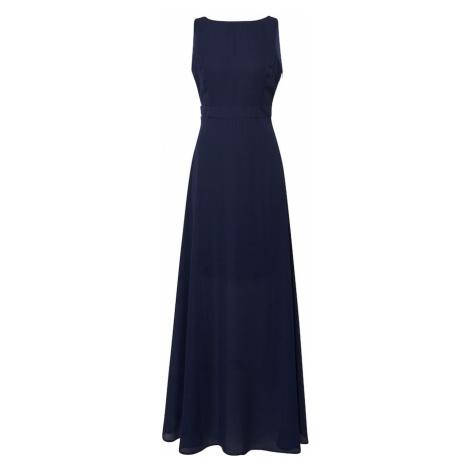 Boohoo Suknia wieczorowa 'Occasion' ciemny niebieski