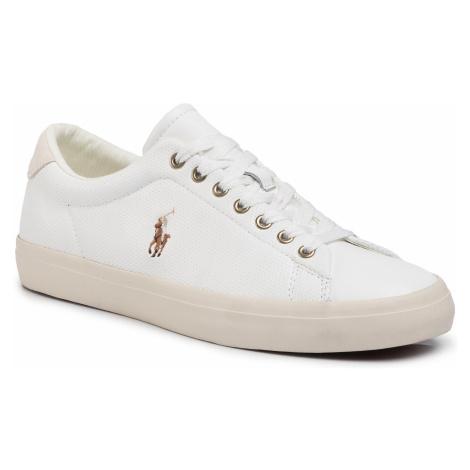 Sneakersy POLO RALPH LAUREN - Longwood 816785024004 White