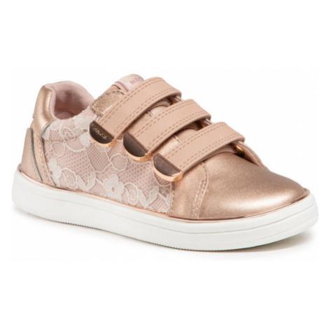 Mayoral Sneakersy 43243 Złoty