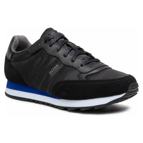Sneakersy BOSS - Parkour 50445688 10232529 01 Black 001 Hugo Boss