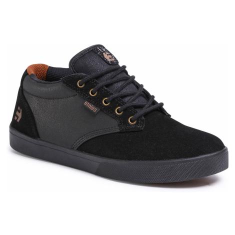Sneakersy ETNIES - Jameson Mid Crank 4101000492 Black/Black 003