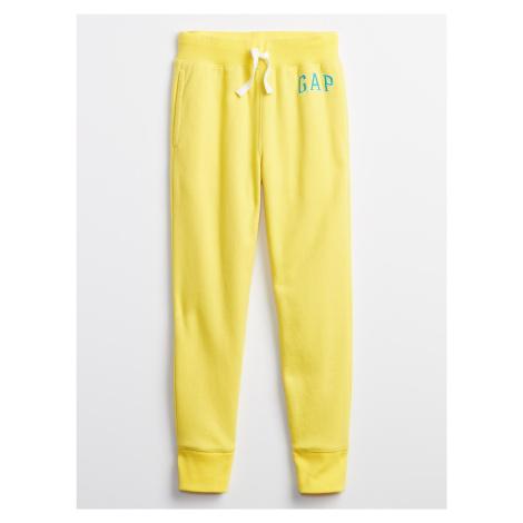 Dziewczęce sportowe spodnie GAP