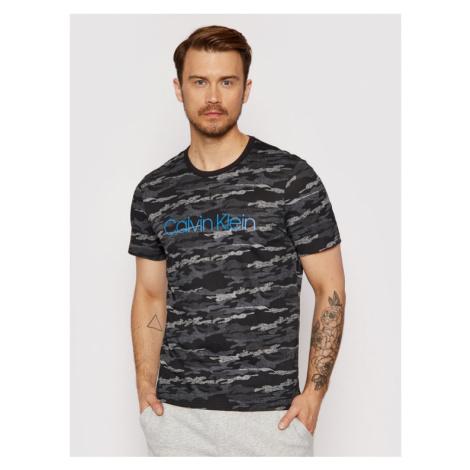 Calvin Klein Underwear T-Shirt 000NM2095E Czarny Regular Fit