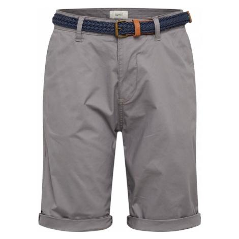 ESPRIT Spodnie szary