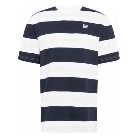 PUMA Koszulka biały / niebieska noc