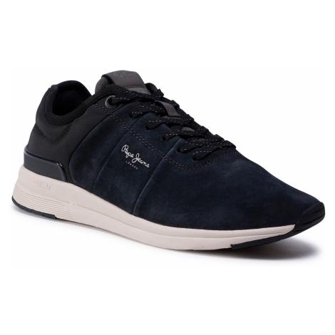 Sneakersy PEPE JEANS - Jayker Street PMS30638 Antracite 982
