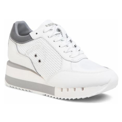Blauer Sneakersy S0CHARLOTTE05/NEL Biały