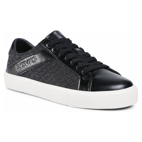 Sneakersy LEVI'S® - 231445-1920-59 Regular Black Levi´s