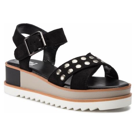 Sandały XTI - 48810 Black