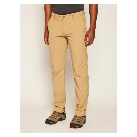 Jack Wolfskin Spodnie outdoor Desert Valley 1504871 Beżowy Regular Fit