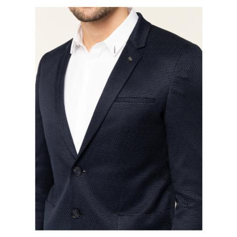 Hugo Marynarka Anfred193F1 50422925 Granatowy Extra Slim Fit Hugo Boss