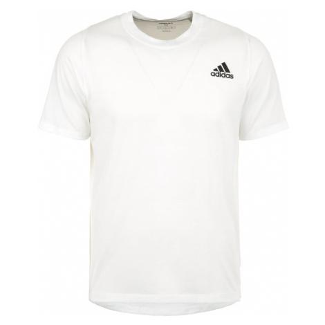 ADIDAS PERFORMANCE Koszulka funkcyjna 'Freelift Sport Prime Lite' czarny / biały