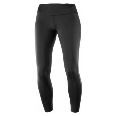 Salomon COMET TECH LEG W czarny XL - Legginsy do biegania damskie