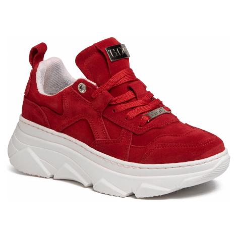 Sneakersy GOE - FF2N3017 Red