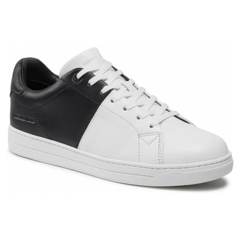 Sneakersy MICHAEL MICHAEL KORS - Caspian 42S1CAFS1L Midnight/Wht